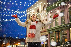 One of the best Christmas getaways in Massachusetts is definitely Boston