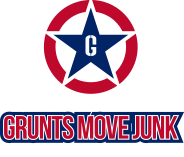 Grunts Moving logo icon