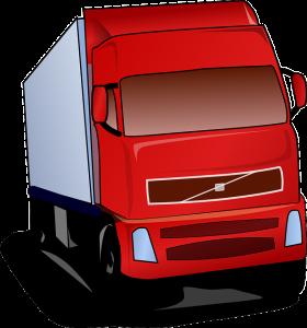 A truck