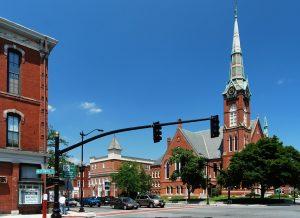 Church in Natick, MA