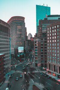 Streets in Boston