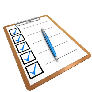 Make a relocation plan with a checklist