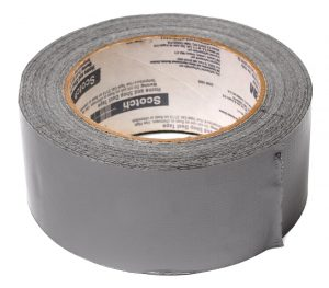 A thick ducktape