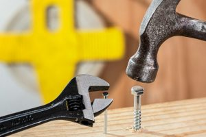 Be mindful of the tools you are using while you disassemble antique furniture
