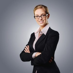 professional looking woman