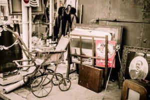 -junk in the street